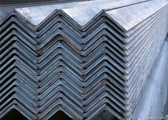 Construction Structural Steel Sections Mild Steel Unequal Angle Galvanized