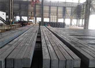 SD300 SD400 Alloyed Mild Steel Billets for Wire Rod , Square Steel Bar