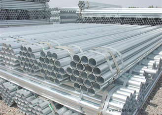 Black Cold Drawn Seamless Steel Pipe Tube Galvanized Coating Rust Proof