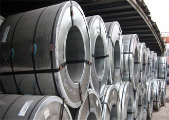 Black Electro Galvanized Steel Coil / Cold Rolled Stainless Steel Coil