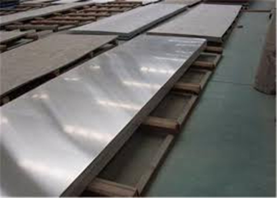 Medical Equipment Stainless Steel Metal Sheet High Temperature Resistant