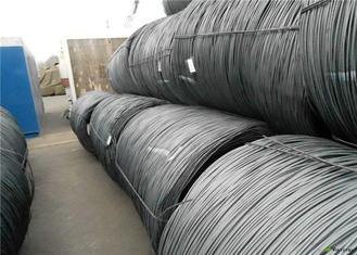 Engineered Low Carbon Steel Wire Rod For Automotive Fasteners Barbed Wire
