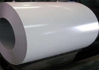 Q195-Q235 Grade Prepainted Galvanized Steel Coil High Surface Hardness