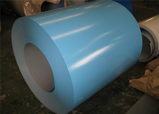 Building Material Prepainted Galvanized Steel Coil Cold Rolled RAL Color Coated
