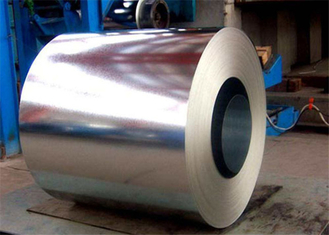 Z275 Hot Dipped Galvanized Steel Coil Automotive Parts Thickness 0.12mm - 5.0mm
