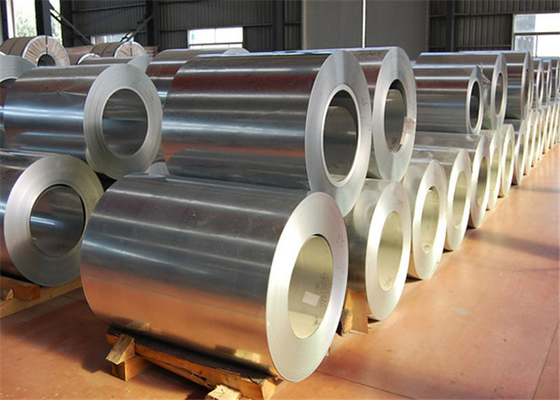 Cold Rolled DX51D Prime Hot Dipped Galvanized Coil Construction Material