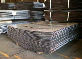 ASTM Standard Hot Rolled Steel Plate / Uncoiled Thin Stainless Steel Sheets