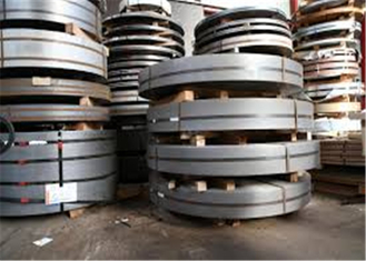 Chemical Resistance Hot Rolled Carbon Steel Coil , Skin Pass Steel Sheet Coil