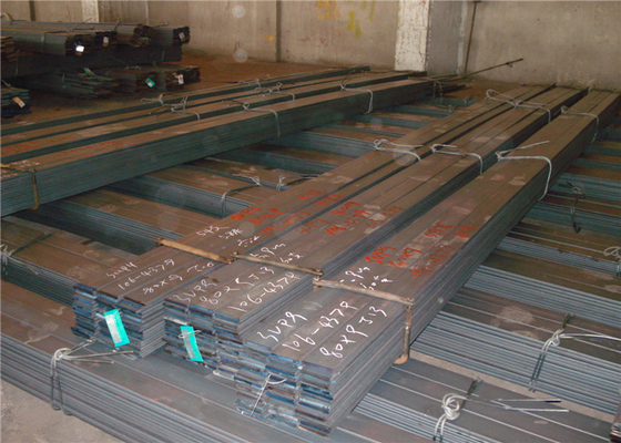 Hot Rolled Spring Steel Flat Bar SUP9 SUP9A SUP11A Chinese Supplier
