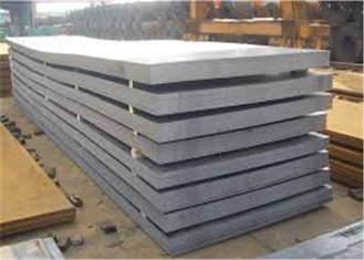 Ss400 A36 Grade Hot Rolled Steel Sheet With Tear Drop Surface Pattern