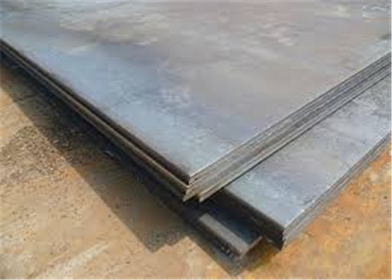 Uncoiled Hot Rolled Steel Sheet For Building Factory Ordinary Contraction