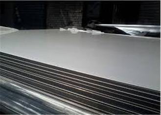 Uncoiled Pre Painted Hot Rolled Steel Plate With Polished Surface Treatment